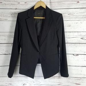 BCBG black blazer size large